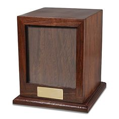 Memorial Gallery Elegant Photo Cremation Wood Urns, Small >>> Learn more by visiting the image link. (This is an affiliate link and I receive a commission for the sales) Pet Ashes, Dog Dental Care, Dog Itching, Dog Training Pads, Dog Food Storage, Dog Store, Dog Chew Toys, Cat Memorial, Dog Shedding