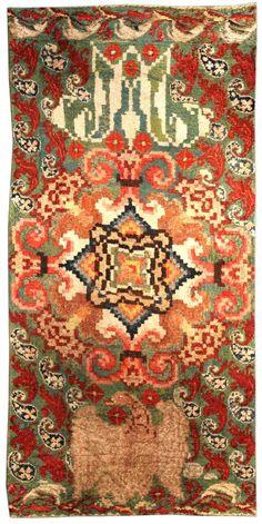 A French carpet
