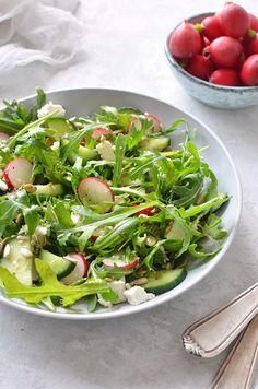 Seaweed Salad, Spinach, Vegetables, Ethnic Recipes, Food, Diet, Essen, Vegetable Recipes, Meals