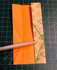 [종이접기] 복주머니 : 네이버 블로그 Origami, Traditional, Tableware, Dinnerware, Tablewares, Origami Paper, Dishes, Place Settings, Origami Art
