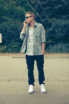 crushing on Macklemore!!