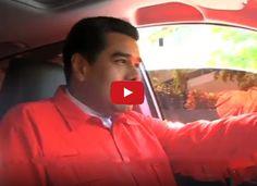 Maduro promueve dejar de usar el cinturón de seguridad  http://www.facebook.com/pages/p/584631925064466