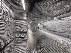 Dirimart installation by Peter Kongler - INTERNATIONAL SCENOGRAPHY BIENNIAL 2013 LUDWIGSBURG