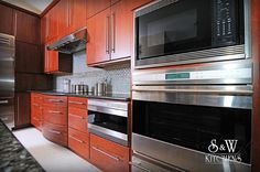 Kitchen design by Brooke Edwards of S & W Kitchens http://www.sandwkitchens.com/