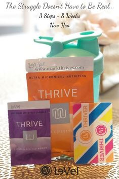 The struggle doesn't have to be so real. Premium Nutrition, Weight Management, All Day Energy, Lean Muscle Support, Appetite Control. Start the 8 week premium lifestyle plan that helps individuals experience peak physical and mental levels. Nutrition Tips, Health And Nutrition, Health And Wellness, Losing Weight Tips, Lose Weight, Thrive Life, Level Thrive, Thrive Le Vel, Thrive Experience