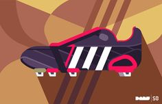 SOCCERBIBLE ADIDAS - Daniel Nyari Graphic Design & Illustration