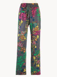Johnny Was: Watercolor Print Pant
