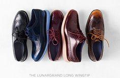 Cole Haan – LunarGrand Long Wingtip