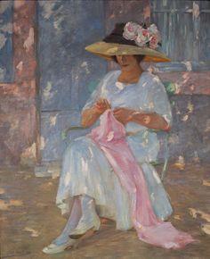 Le musée de Guéret accueille des oeuvres dédiées au peintre Alfred Smith dans le cadre l'exposition collective « Itinérances artistiques »