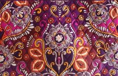 Image detail for -... Garden: The Last One - Vera Bradley Pattern Fall 2011 Safari Sunset