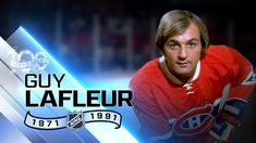 Guy Lafleur Born: September 1951 Thurso, Quebec, Canada Position: Right Wing Shot: Right Played for: Montreal Canadiens, New York Rangers, Quebec Nordiques National team: Canada Playing career: Hockey Hall of Fame: 1988 Montreal Canadiens, Quebec Nordiques, Hockey Hall Of Fame, Nhl Players, New York Rangers, Right Wing, Guys, Youtube, Canada