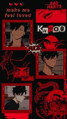 Kuroo Haikyuu, Kuroo Tetsurou, Haikyuu Manga, Haikyuu Fanart, Anime Backgrounds Wallpapers, Anime Wallpaper Phone, Haikyuu Wallpaper, Anime Villians, Anime Mems