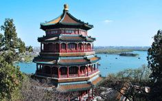 Revel in the grandeur of the Summer Palace. Beijing, China
