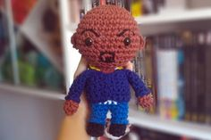 Luke Cage - Pattern by Miahandcrafter