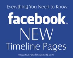 Must. Update. Facebook. Page. For. Timeline. UGH.  (this is great information and will help tremendously, thanks to musingsofahousewife.com)