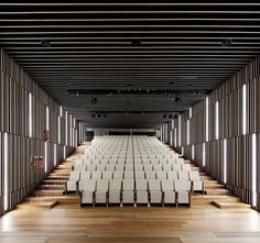 Basque Culinary Center - Vaumm Arquitectos