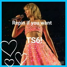 I could wait patiently but I really wish Tay would drop TS6 now!!!!!