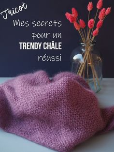 The trendy shawl is most certainly the basis of the project bases
