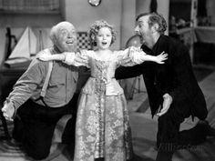 Shirley Temple Captain January Movie | Captain January, Guy Kibbee, Shirley Temple, Slim Summerville, 1936 ...