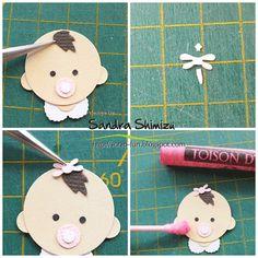 fun-ideas handmade: Passo a passo - bebê