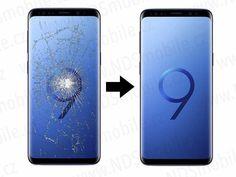 Vyměníme Vám profesionálně sklo displeje Samsung S9  04265ba1ca1