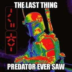 Boba fett predator