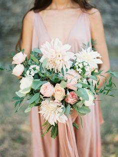Organic European Inspired Wedding Ideas
