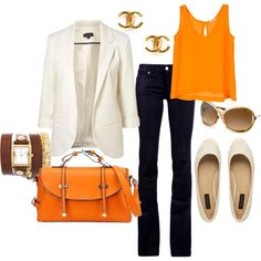 """""""UT Game Day!"""" by carriebrooke on Polyvore"""