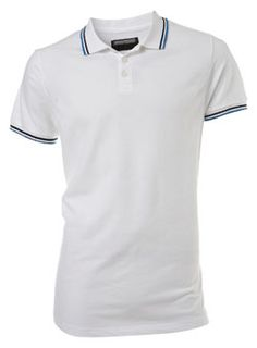 Burton White Tipped Pique Polo White pique polo shirt with contrasting tipping on the collar. 100% Cotton. Wash dark colours separately, Do not tumble dry, Machine washable. Save energy. Wash at 30 degrees. http://www.comparestoreprices.co.uk/mens-clothes/burton-white-tipped-pique-polo.asp