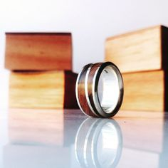 The Curved Stratified Olive Wood and Sterling Silver Band . Produced using two layers of Olive Wood and three layers of sterling silver, this is the perfect everyday and wedding band for the discerning gentleman Available in all sizes ( J - Z ) Wedding Bands, Engagement Rings, Sterling Silver, Wood, Gentleman, Layers, Store, Jewelry, House