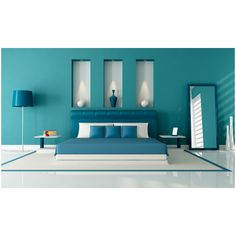 Cool Bedroom Ideas ❤ liked on Polyvore