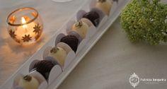 Dicas de decoração para jantar com muito charme por Patricia Junqueira {Home, Receber & Baby} com doces Sweet Carolina