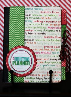 another christmas planner idea