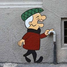 Piping Hot Street Art That Brings Your Imagination To Life - Crazy Arts & Designs That Will Tease Your Mind - art art graffiti art quotes Urban Street Art, 3d Street Art, Street Artists, Urban Art, Graffiti Artists, Art Du Monde, Street Art Banksy, Urbane Kunst, Creation Art
