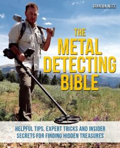 The Metal Detecting Bible-Review and Giveaway