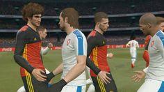 Belgium vs Czech Republic | International Friendly Match HD PC Gameplay ...