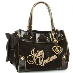 Juicy Couture Bag that I had and so loved but had to return! :(