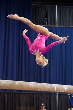 Nastia Liukin makes the first step in her comeback to competitive gymnastics at the U.S. Secret Classic, competing on the balance beam and finishing tied for third.