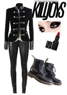 The Black Parade I would wear this all day, everyday. I would love it and care for it and keep it healthy. It would be my baby. I'll watch it grow up. Be there for its first rip, tear, stain, and wrinkle, and hopefully, I'll be there for its last as well. This outfit... Would just be... So wonderful.