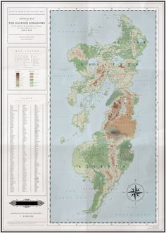 The eastern kingdoms geographical map by kuusinen on deviantart map of the world gumiabroncs Images