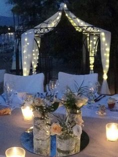 www.rosetta.gr - BALUX ΓΛΥΦΑΔΑ Wedding Decorations, Table Decorations, Wedding Ideas, Arch Flowers, Greece Wedding, Kids And Parenting, Garland, Rustic, Dreams