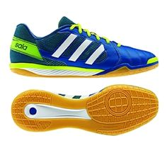 f8c7c1664d662 Adidas Freefootball Top Sala Indoor Soccer Shoes (Blue Electricity)