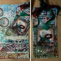 Sylly's Art 2015: Lifebook week 2 Tag