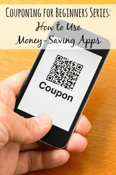 There are so many coupon apps out there today and I'm breaking down the best ones and how to use them for coupon beginners!  Just another way our smart phones can help us save some moolah!