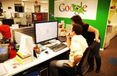 Escritório da google.