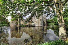 château de Plédéliac. Bretagne