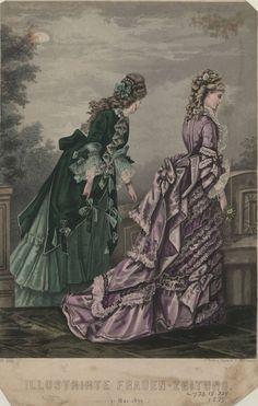 Illustrirte Frauen Zeitung 1875 http://digital.ub.uni-duesseldorf.de/ihd/periodical/structure/3087849
