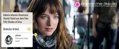 Dakota Johnson (Anastasia Steele) Schal aus dem Film Fifty Shades of Grey