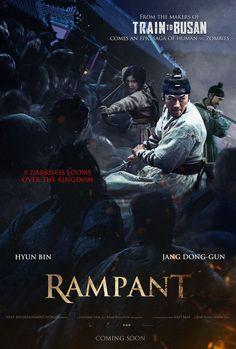 """""""Rampant"""" Korean Zombie Movie Review"""