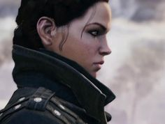 Evie Frye (Syndicate)    Ok, so this girl is just so awesome. She knows what she what's in life and she /definitely/ knows how to get it